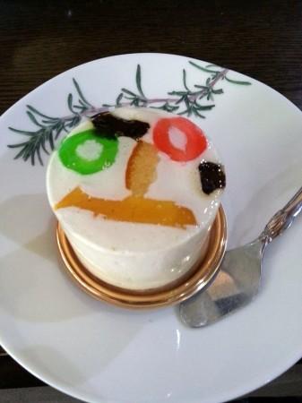 パティスリー&レストランまめふくさんのケーキ!
