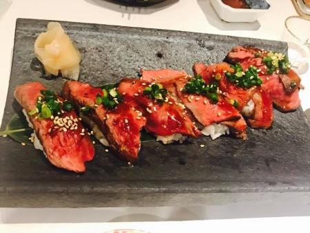 肉寿司♡♡