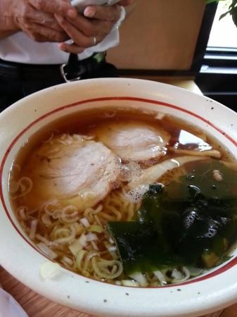 新潟県阿賀野市の懐かしの五頭ラーメンbyみどり食堂