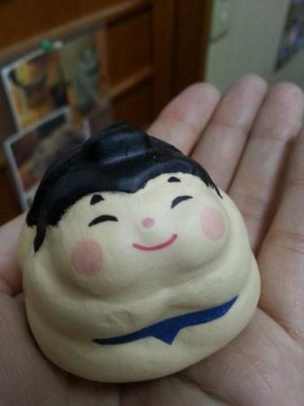 お相撲さんのマグネット