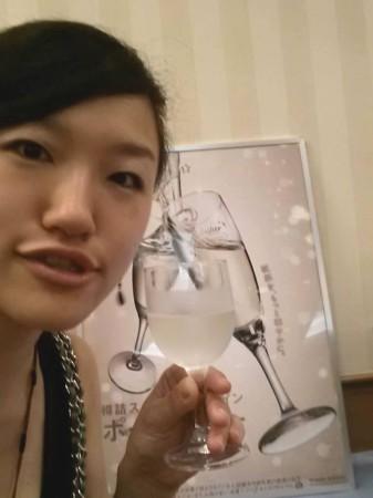 樽詰スパークリングワイン 「ポールスター」試飲会に行ってきました!