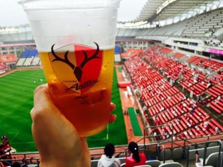鹿島スタジアム