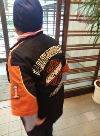 ハーレーダビッドソンジャパンHARLEY-DAVIDSONに乗る、85歳のおばあちゃん!