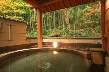 女風呂からの景色