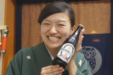 サッポロビールから新潟限定風味爽快ニシテの瓶ビールが登場!