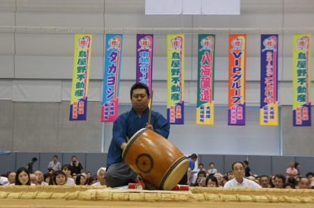 平成26年NST夏巡業・大相撲新潟場所