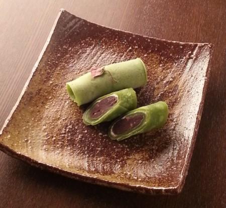 新潟県女将の会温泉旅館スイーツめぐり 五頭温泉郷今板温泉のスイーツ 和菓子