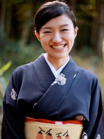 新潟県今板温泉 湯本舘の若女将 永松祥子