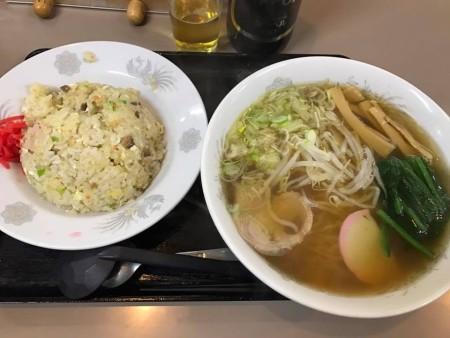 炒飯中華セット
