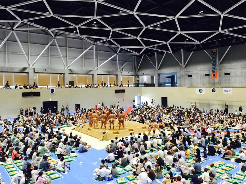 初めて相撲の地方巡業を観に行く人へのススメ、楽しみ方【完全自己流 ...
