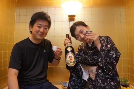 あなたの笑顔をCMに!朝日山ご愛飲ありがとうキャンペーン