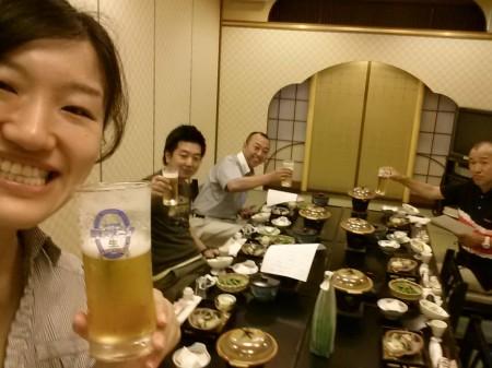 美味しいお料理が楽しめる宿 今板温泉 試食会スタート!!