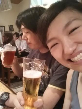 世界各国のビールが飲める店で飲んだDuvel(悪魔のビール)!新潟にあるスモークカフェで悪魔ビールで乾杯!